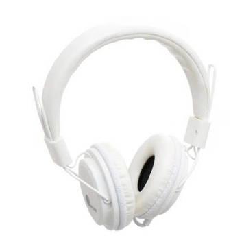 Навушники Sonic Sound E322B white