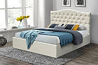 Кровать двуспальная Доминика с подъемной рамой 160-200 см