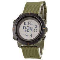Мужские Оригинальные наручные часы Skmei 1212 Army Green Small