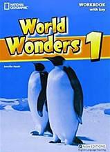 World Wonders 1 Workbook with Key (Тетрадь с ответами) / National Geographic Learning
