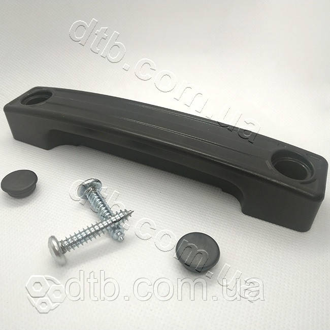 Ручка HG008 для секционных гаражных ворот ролет Alutech