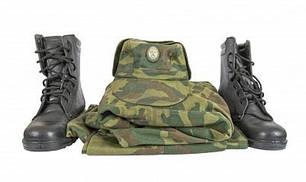 Военная одежда, милитари, камуфляж