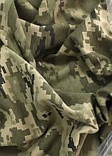 Камуфляжная ткань кулирное полотно №1