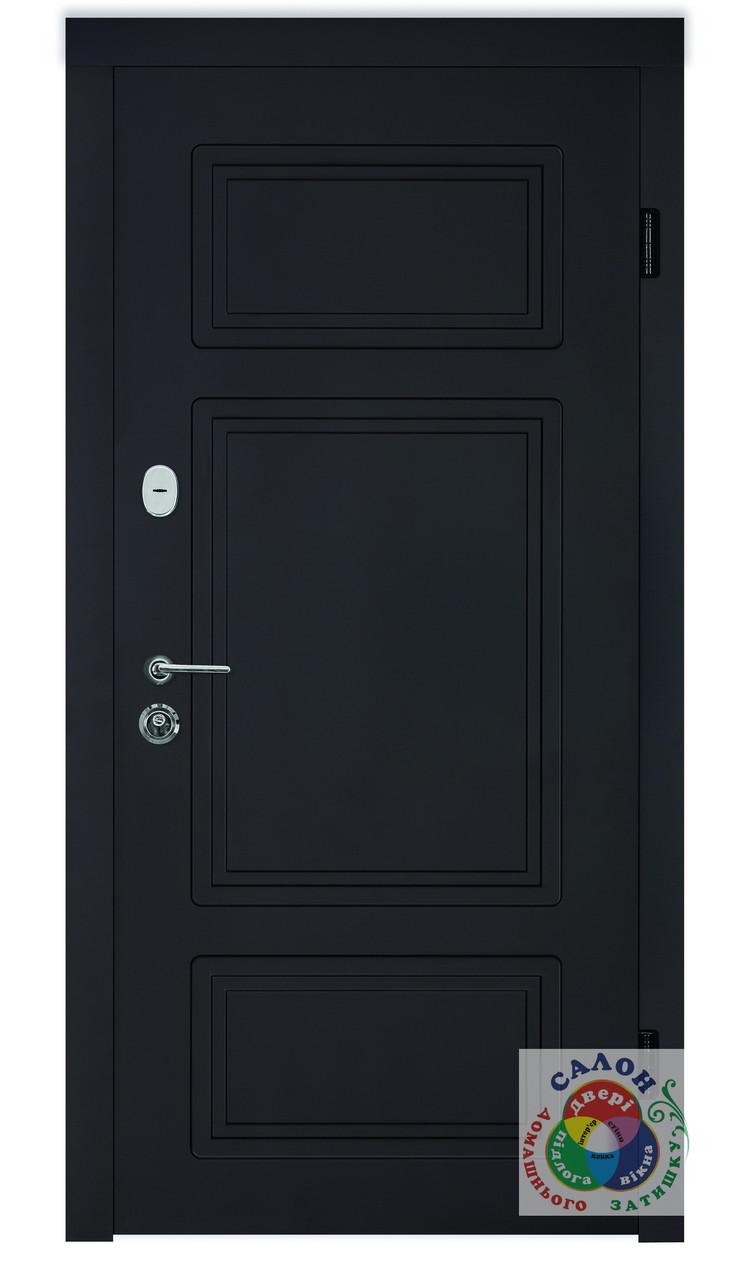 Вхідні металеві двері в будинок, Portala Белфаст, серія Концепт