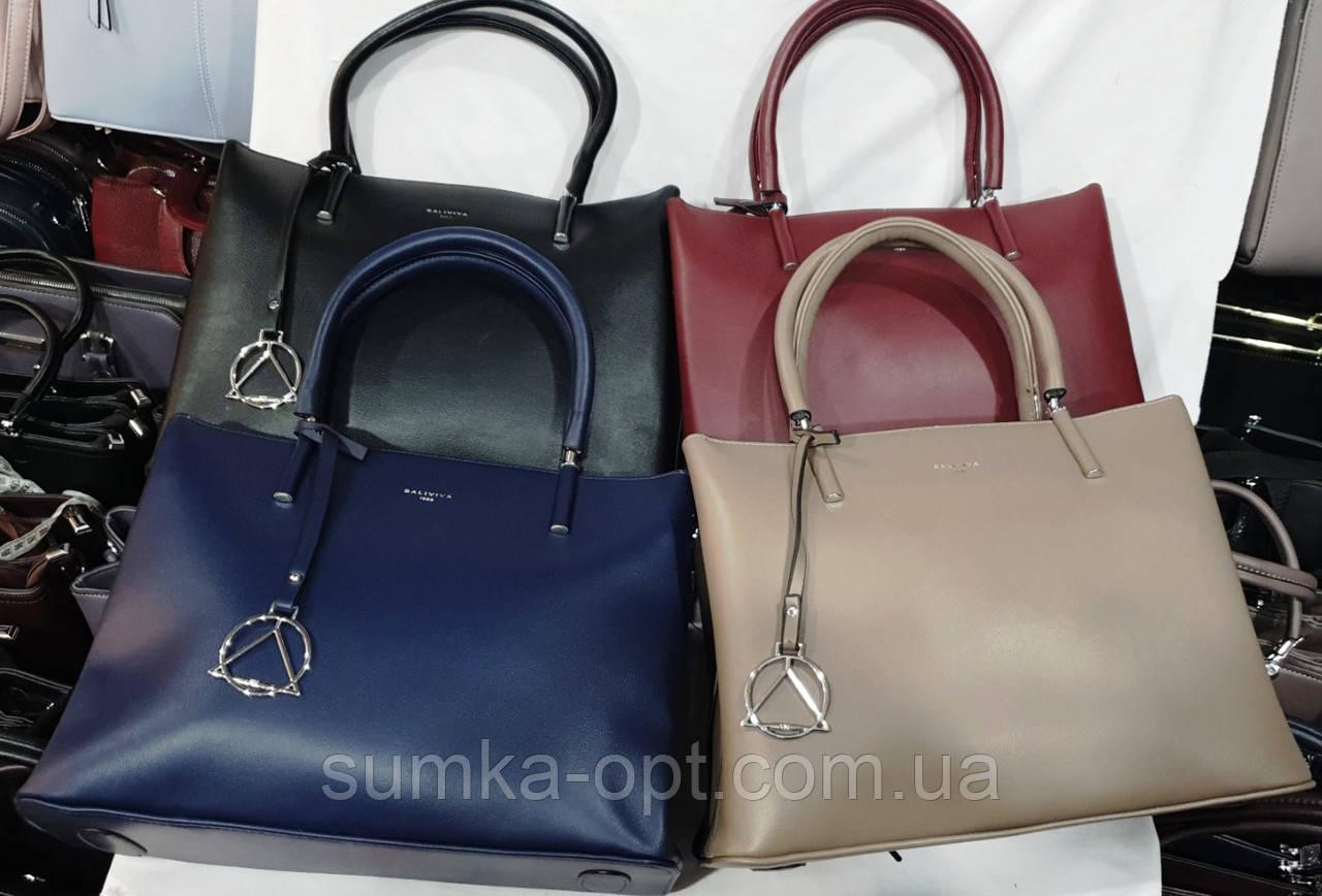 Женские сумки ОСЕНЬ 2020**высокого качества (4цвета)26*31см