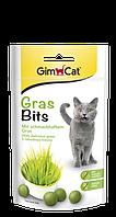 Gimcat  GrasBits 40г-лакомство с травой и витаминами для кошек  (417271)