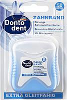 Зубна нитка Dontodent Zahnband 50 m
