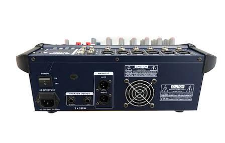 Аудио усилитель, микшерный пульт Yamaha MX-6300D 6 канальный, фото 2