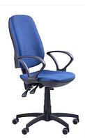 Зручне офісне комп'ютерне крісло на колесиках Регбі MF / АМФ-4 Квадро-20