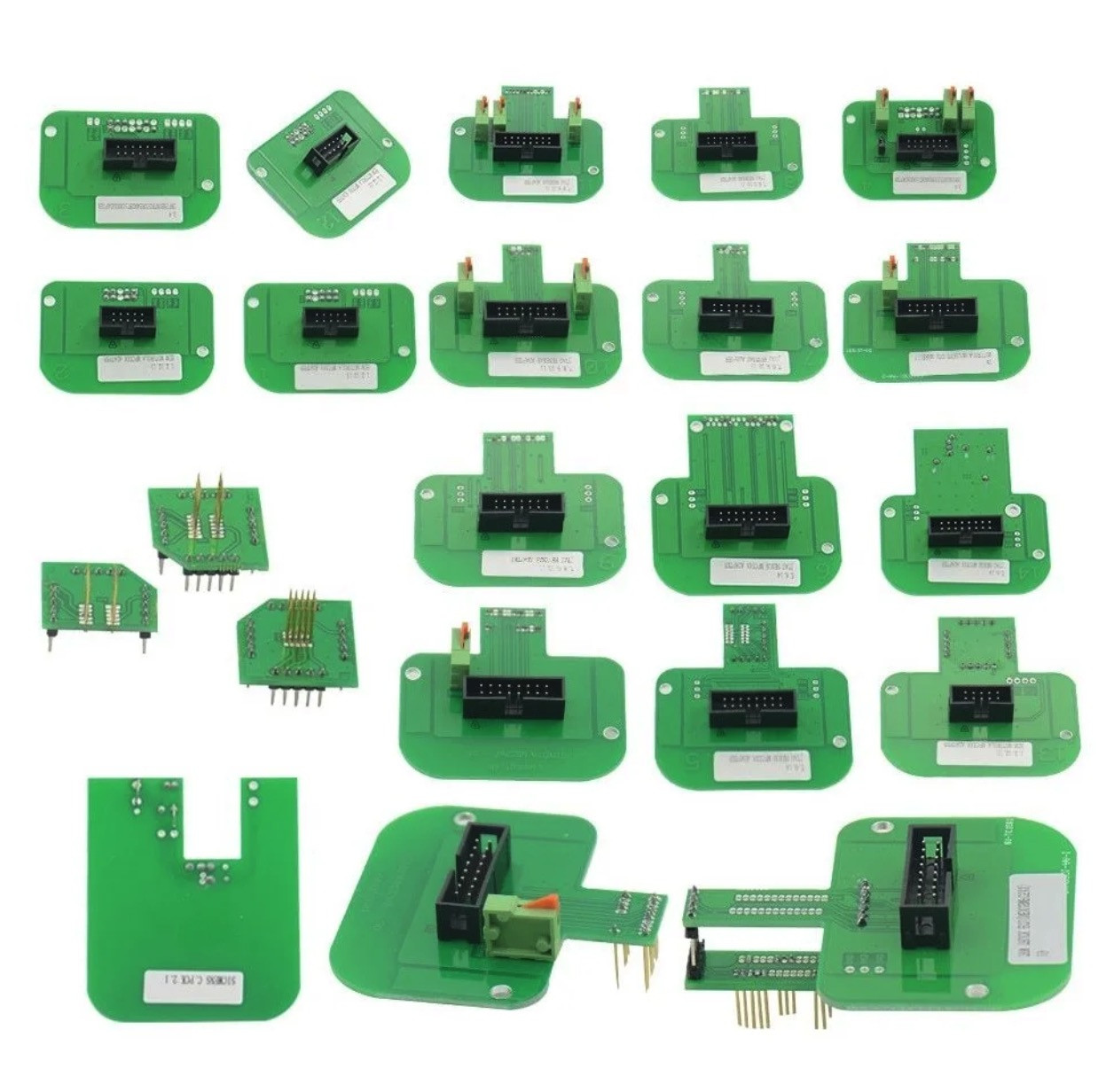 BDM адаптери для KTAG, KESS, KTM (22 шт.)