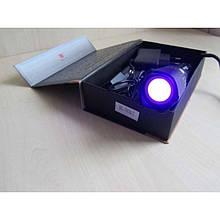 Фонарик ручной с ультрафиолетом BL 7030-2 Черный