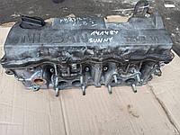 Головка блока цилиндров (ГБЦ) Nissan Sunny B12 1.6 безин 12кл.