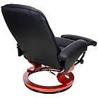 Офисное компьютерное кресло Avko Style AR01 Black для дома, фото 8
