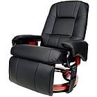Офисное компьютерное кресло Avko Style AR01 Black для дома, фото 4