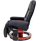 Офісне комп'ютерне крісло Avko Style AR01 Black для дому, фото 6