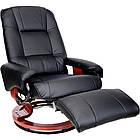 Офисное компьютерное кресло Avko Style AR01 Black для дома, фото 3