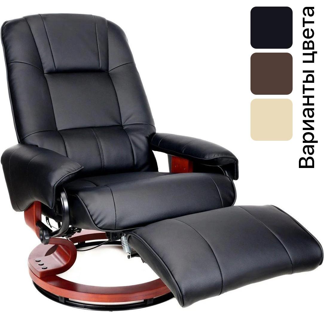 Офісне комп'ютерне крісло Avko Style AR01 Black для дому