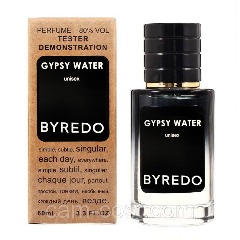 Тестер BYREDO Gypsy Water 60 мл