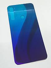 Задняя крышка для  redmi note 8  Blue Синяя