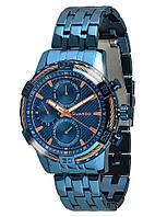 Мужские наручные часы Guardo B01352m1 BlrBl Синий, КОД: 1548631