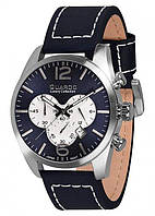 Мужские наручные часы Guardo Черный S01653 SBlBl, КОД: 1548723