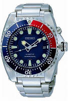 Мужские часы  Seiko SKA369P1  Kinetic Diver 200м