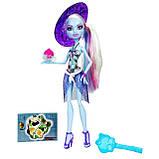 Лялька Monster High Skull Shores Abbey Bominable Doll, Еббі Боминейбл Узбережжі Черепа, фото 4