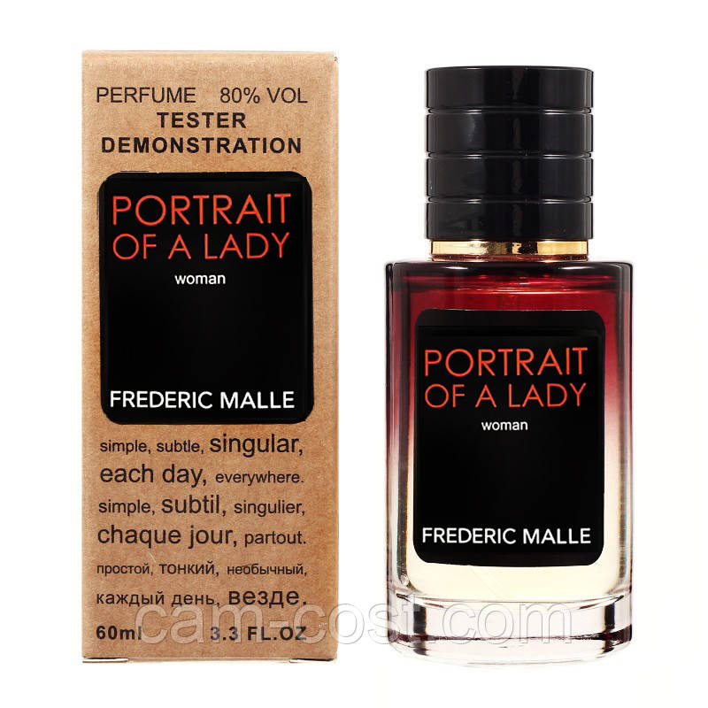 Тестер Frederic Malle Portrait Of A Lady 60 мл