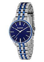 Мужские наручные часы Guardo B01095m S2Bl Серебристый, КОД: 1548629