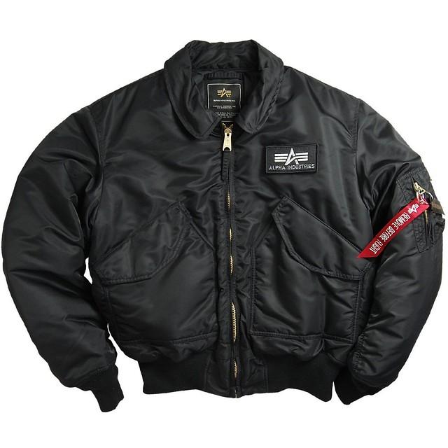 4f1aa2dd Мужская куртка Alpha Industries CWU 45/P Flight Jacket black, цена 4 928  грн., купить в Днепре — Prom.ua (ID#14396116)