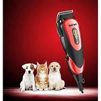 Профессиональная машинка для стрижки собак и котов Gemei GM - 1023