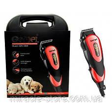 Профессиональная машинка для стрижки собак и котов Gemei GM - 1023, фото 2