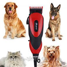 Профессиональная машинка для стрижки собак и котов Gemei GM - 1023, фото 3