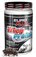 Протеин Euro-Plus 100% Whey Protein 810 г Шоколад