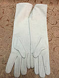 Длинные(36cm) кашемир женские перчатки/женские перчатки, фото 2