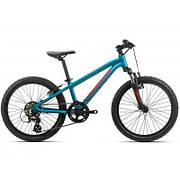 Детский велосипед Orbea MX 20 XC 2020 Blue-Red (K00420JC)