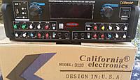 Усилитель California KA-9030 (2х 500W,Караоке)