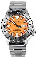 Мужские часы Seiko SRP309J1 Orange Monster JAPAN