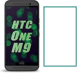 Защитное стекло HTC One M9 (Прозрачное 2.5 D 9H) (НТС Оне М9)