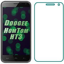 Защитное стекло Doogee HomTom HT3 (Прозрачное 2.5 D 9H) (Дуги Хомтом ХТ3)