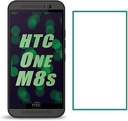 Защитное стекло HTC One M8 / M8s (Прозрачное 2.5 D 9H) (НТС Оне М8)