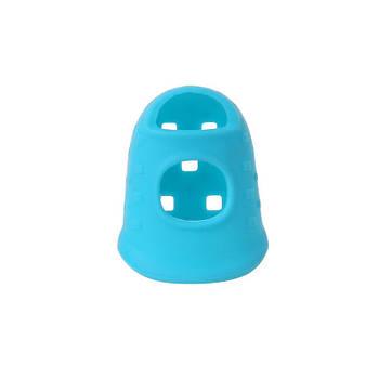 Силиконовый чехол защиты пальцев для 3D-ручки Kaiyiyuan Blue