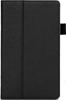 Кожаный чехол-книжка для планшетов Lenovo A7600 TTX с функцией подставки