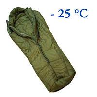 Зимний спальный мешок Англия Arctic Sleeping Bag. Б/У
