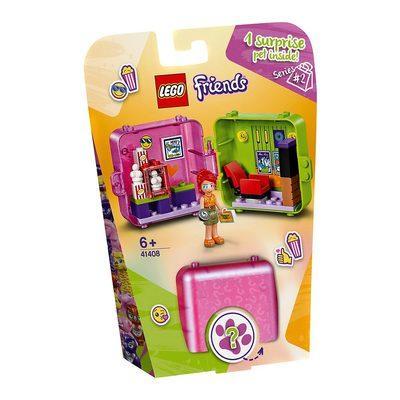 Конструктор-сюрприз LEGO Friends Игровой куб Мия на шопинге (41408)
