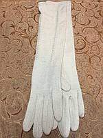 Длинные(44cm) кашемир женские перчатки/женские перчаткиженские перчатки, фото 1