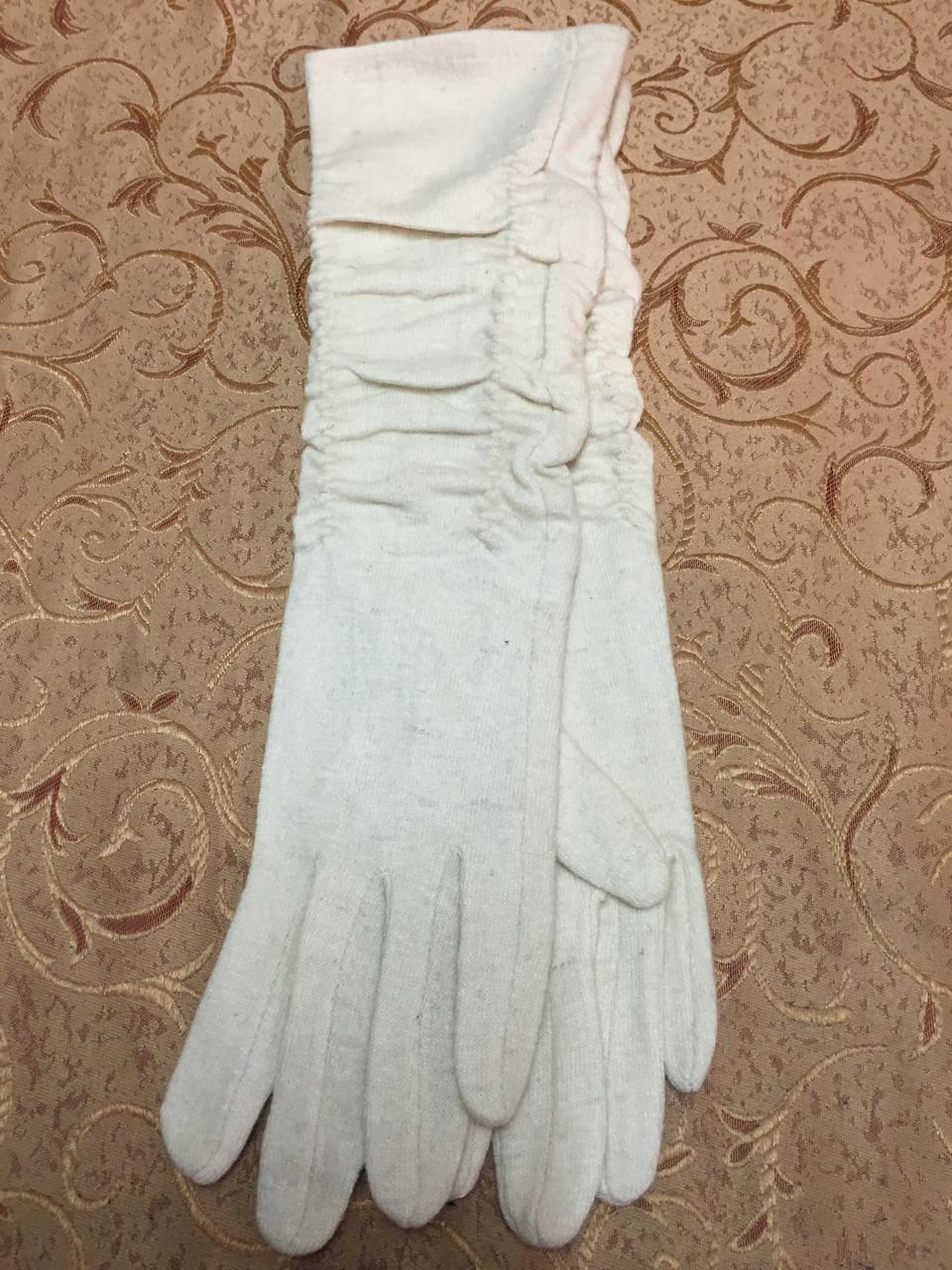 Длинные(38cm) кашемир женские перчатки/женские перчатки