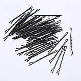Набор невидимок для волос в пластиковом футляре, 400 шт, фото 4