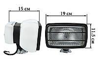 Мощные прожекторы ксенон, металлический корпус, защитное стекло, луч до 350 м