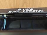 Детектор валют ультрафиолетовый Money detector AD-118AB от сети, фото 2